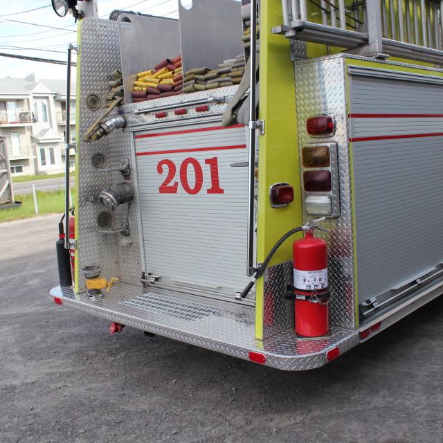 Pompiers Ville de Terrebonne